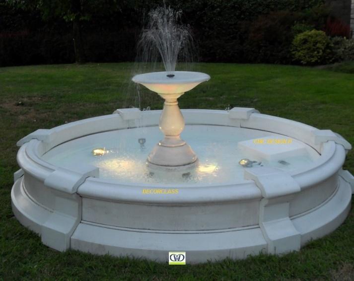 Elementi Decorativi Da Giardino : Fontane da giardino fontane fontane funzionanti e decorative
